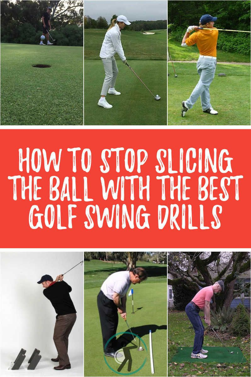 How to Correct Golf Slice Issues Golf swing, Golf slice