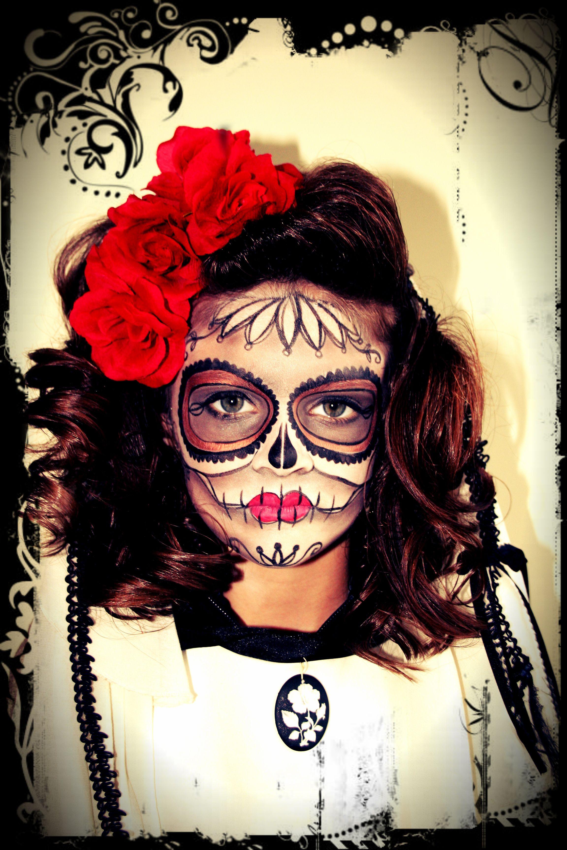 Pin on Halloween Día de los Muertos or Day of the Dead