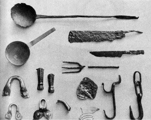 Old Kitchen Gadgets.