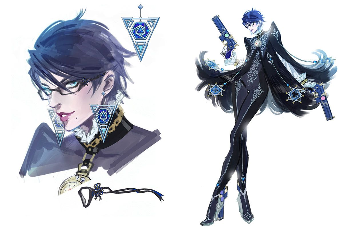 how to change costumes in bayonetta