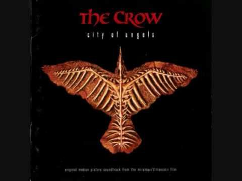 Jurassitol Filter The Crow City Of Angels Soundtrack Crow City Of Angels Crow Movie