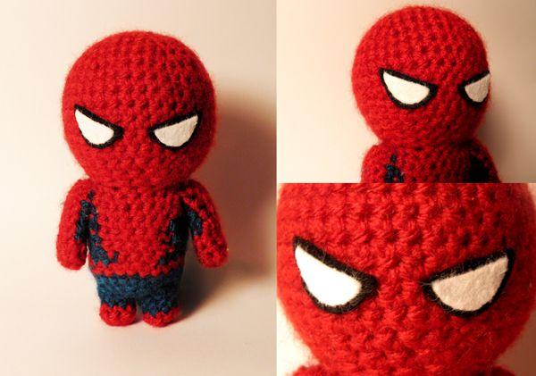 Superheroes by Anamaria Androne, via Behance | lumicrochet | Pinterest