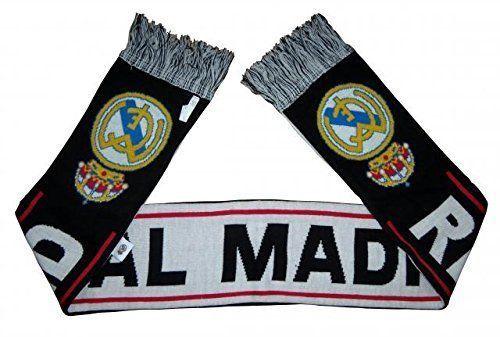 Real Madrid Scarf Reversible Official  New Season Cristiano Ronaldo