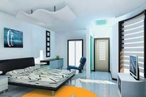 Top Interior Designers In Kanpur List Uttar Pradesh Bedroom
