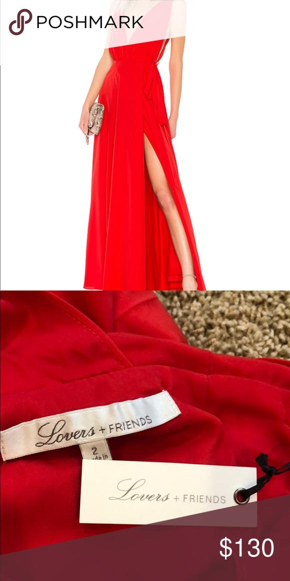Loversfriends Leah Gown Nwt My Posh Picks Pinterest Gowns