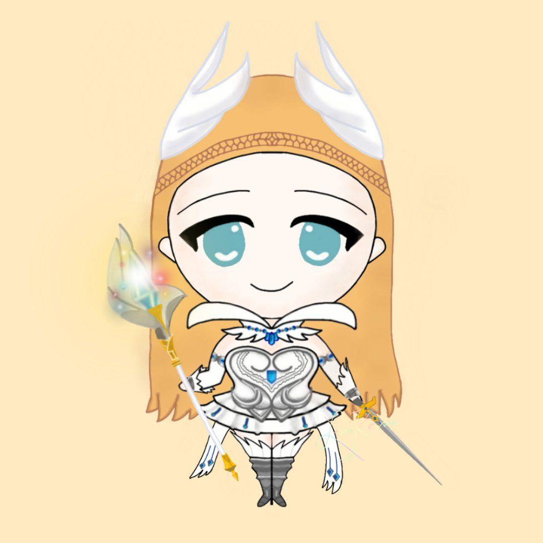 Asdfghjk On Twitter Mobile Legends Anime Mobile Chibi