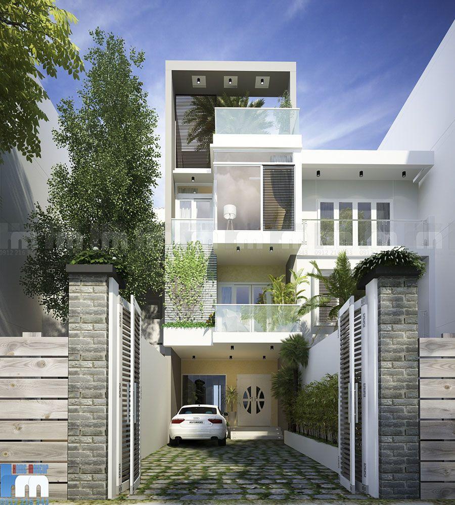 Modern Home Design Software Fresh Exterior Design Roof: KSK⊱ ⊰LUXURY Connoisseur ⊱ ⊰ Nhà Phố - Tìm Với