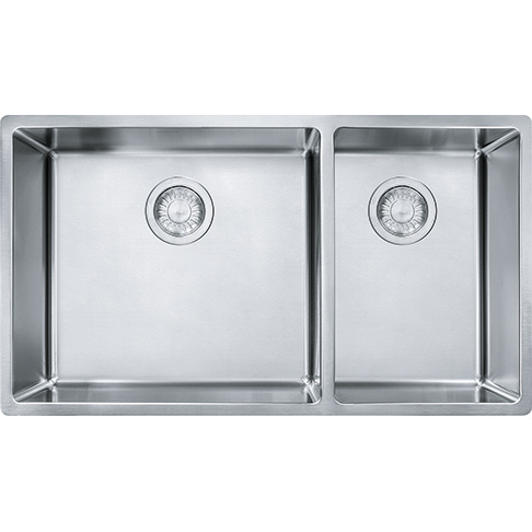 Cube Cux160 Stainless Steel Sinks Stainless Steel Kitchen Sink Double Bowl Undermount Kitchen Sink Sinks Kitchen Stainless