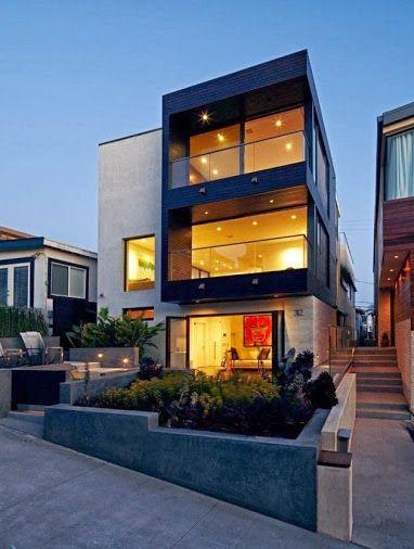 Tower House by Benjamin Waechter Architect My Dream Home - Photos De Maison Moderne