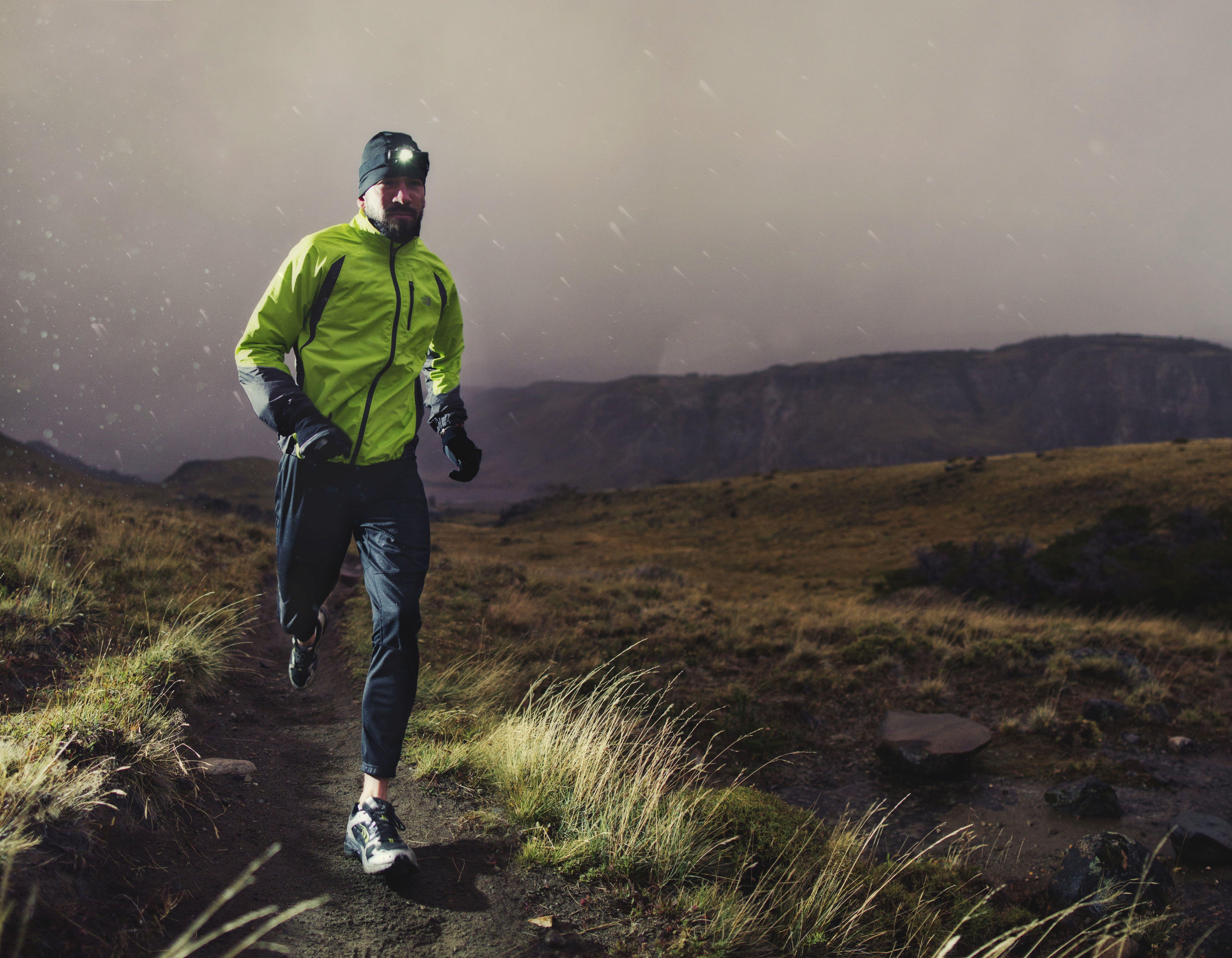 Photo of Hal Koerner courtesy of The North Face Sportkleding