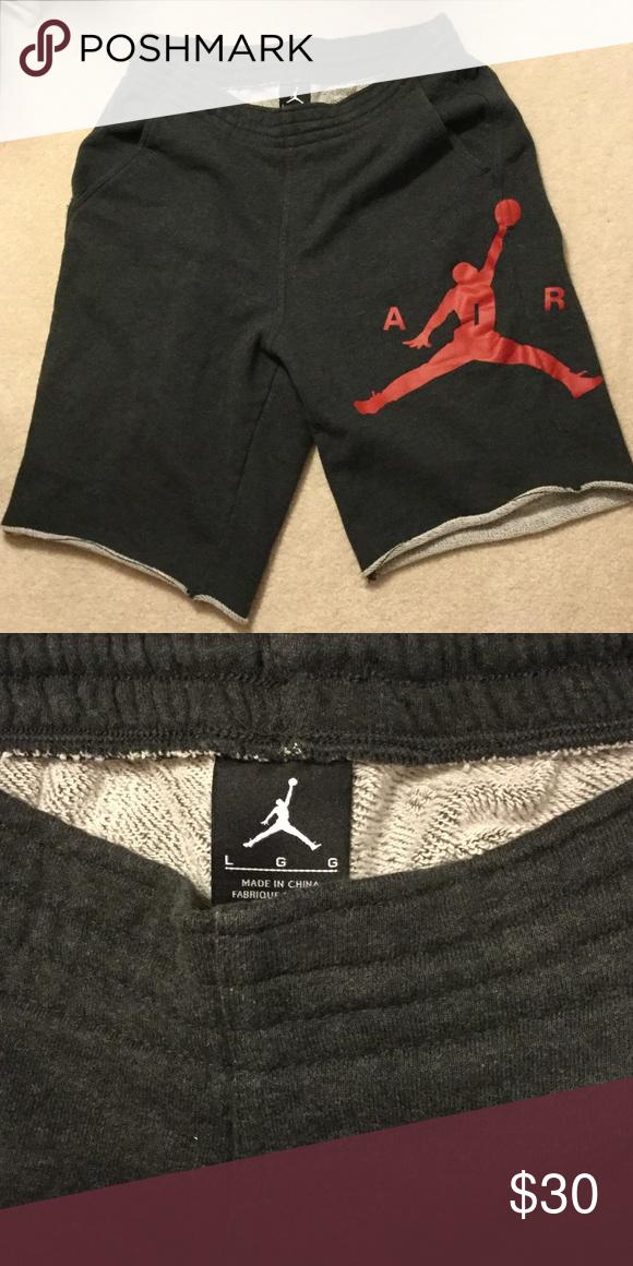 milicia maceta proteccion  Men's large Air Jordan sweat shorts | Jordan sweat, Sweat shorts, Shorts  with pockets