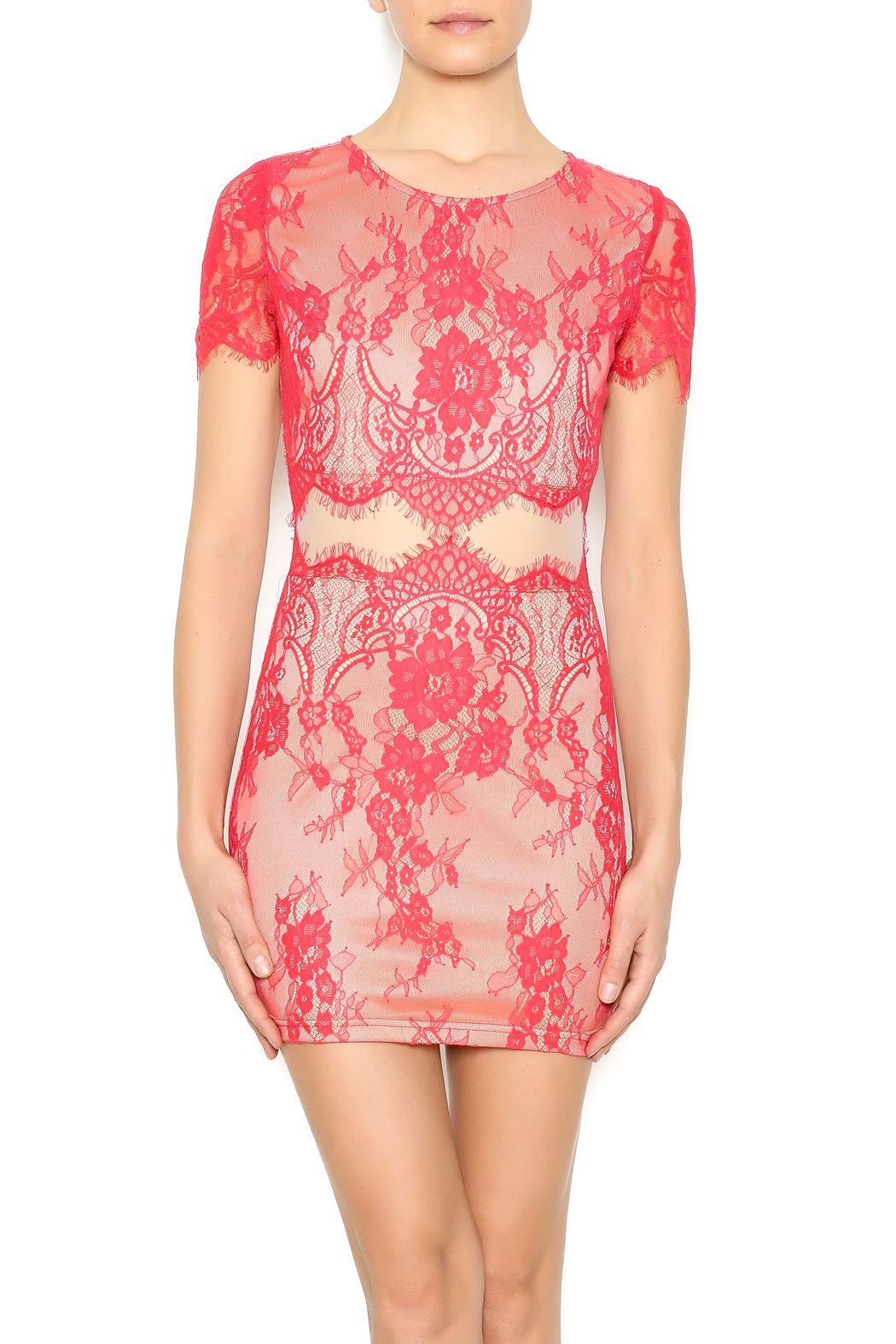 luxxel Sybil Mini Dress | Pinterest