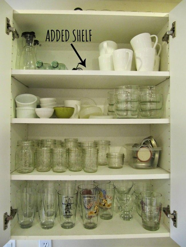 Tips To A More Organized Kitchen Cabinets Drawers Kitchen Organization Kitchen Cabinet Storage Kitchen Hacks Organization
