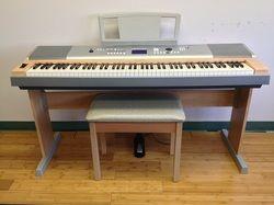 Yamaha DGX-600 series | Digital Piano Rentals DC | Digital