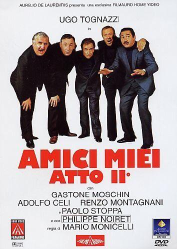 """"""" Amici Miei Atto II * """"- (Mario Monicelli)-1982"""
