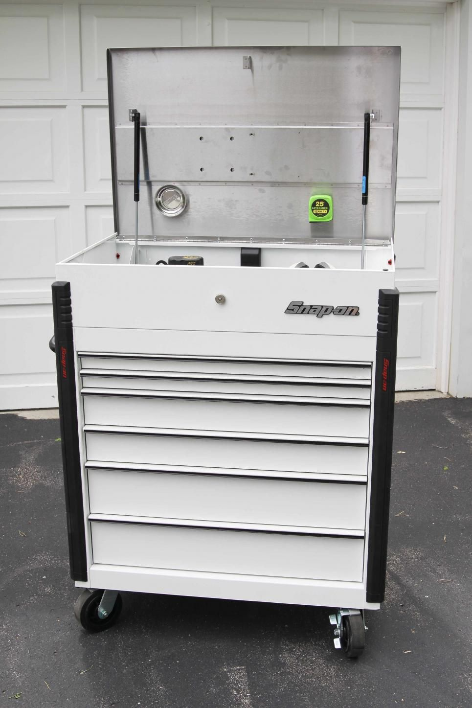 Snapon Tool box storage