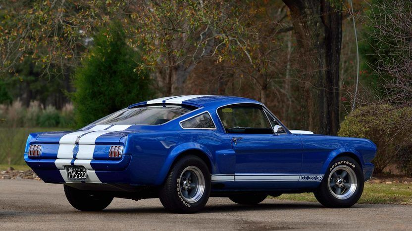 1966 Shelby GT350 Fastback Fuel Injected 427 CI 5 Speed