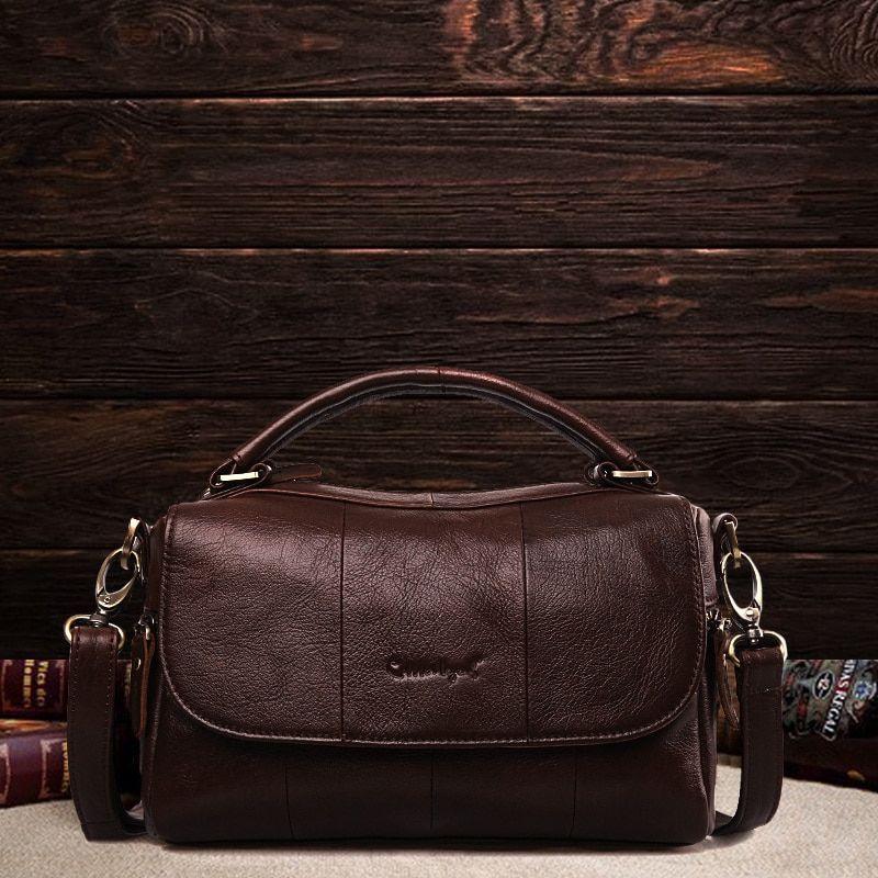 ea696d1f575f Cobbler Legend Designer Genuine Leather Women Handbag Fashion Original Shoulder  Bag Crossbody Vintage Handmade Luxury Brand Bag Review