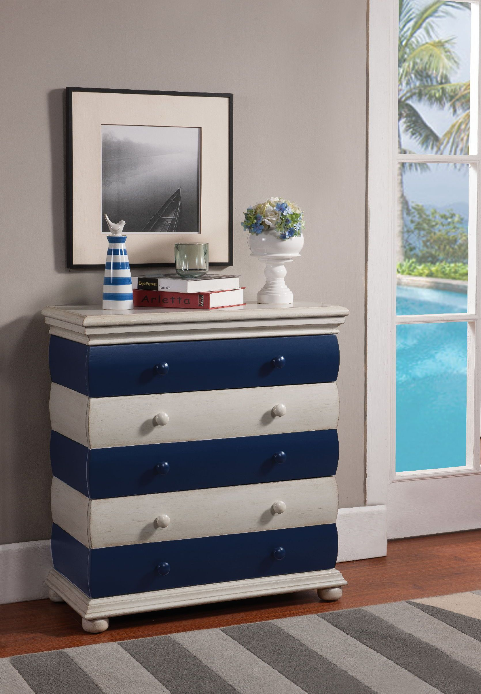 Coast To Coast Accents Bedroom 3 Drawer Chest 61691   Furniture Showcase    Stillwater, OK