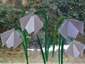Bodenseewellen Schneeglockchen Kling Schule Kunst