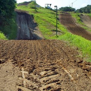 Picture of an Outdoor Motocross Track | Motocross tracks ...