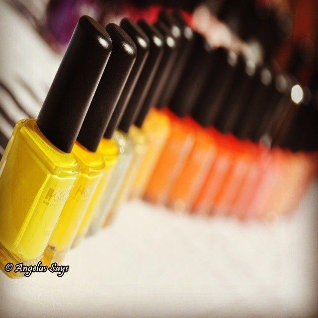 Blogger Angelus Says: NAIL LACQUER, Brand KiKo Milano @kikomilano. Made in Italy.  My post here - http://angelussays.blogspot.it/2014/08/gli-smalti-kiko-nail-lacquer.html - On the side you can choose your language.  #angelussays #angelusphoto #blogger #blog #post #musthave #tendenza #moda #style #mood #fashionblog #fashionista #shopping #kiko #nail #smalto #naillacquer #vernis