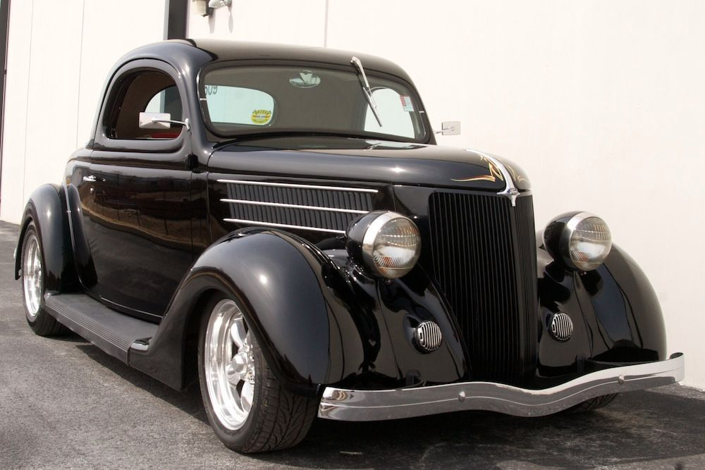 1936 Ford 3-Window Coupe | MotoeXotica Classic Car Sales | Ford ...