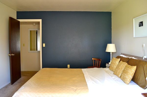 Sherwin Williams Sea Serpent Using This Paint Color For Our Hide Away Study And West Wall Of Master Bedroom As Accent