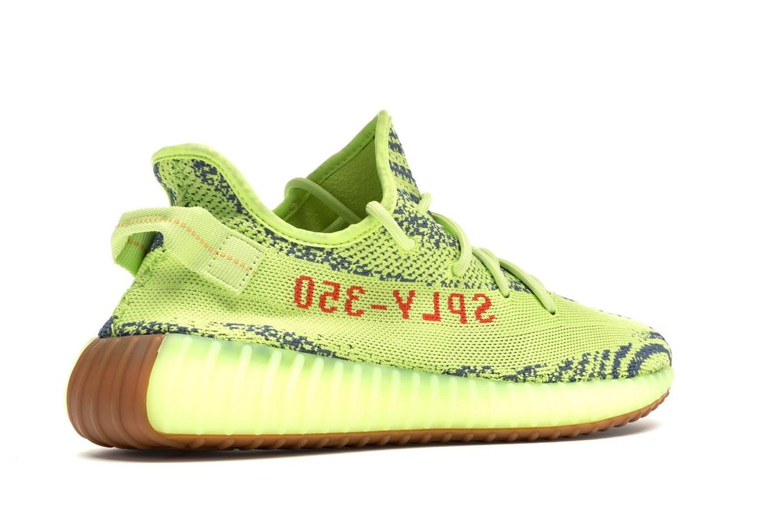 adidas Yeezy Boost 350 V2 Semi Frozen Yellow | Accessories I