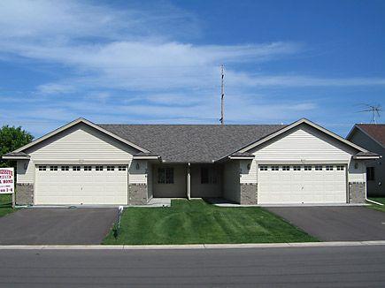 Patio Twin Home Model