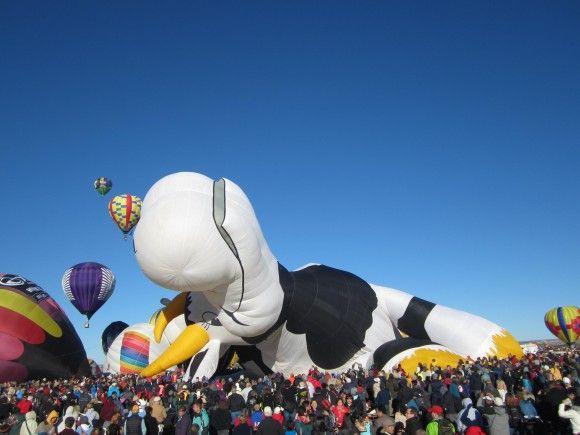 Saturday October 5, 2013, Balloon Fiesta