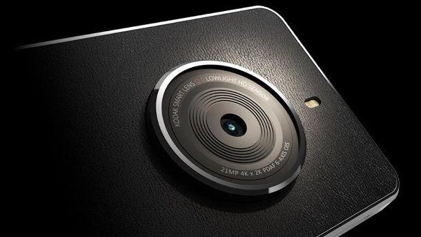 Jetzt lesen: Kodak Ektra: Das kann das Foto-Smartphone mit Android 6 - http://ift.tt/2dxmAuG #news