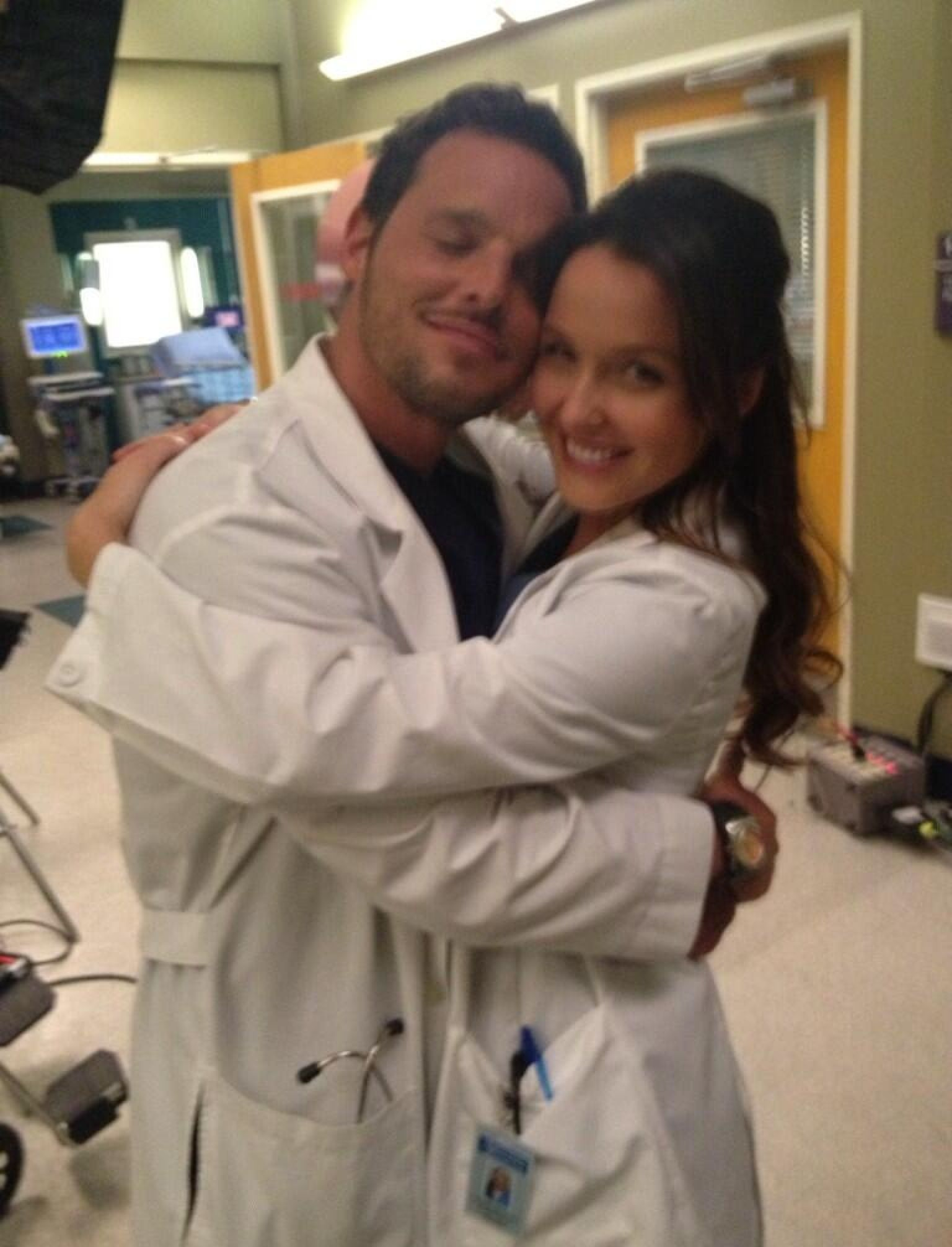Jolex.Okay I don\'t like them over Izzie and Alex but whatever ...