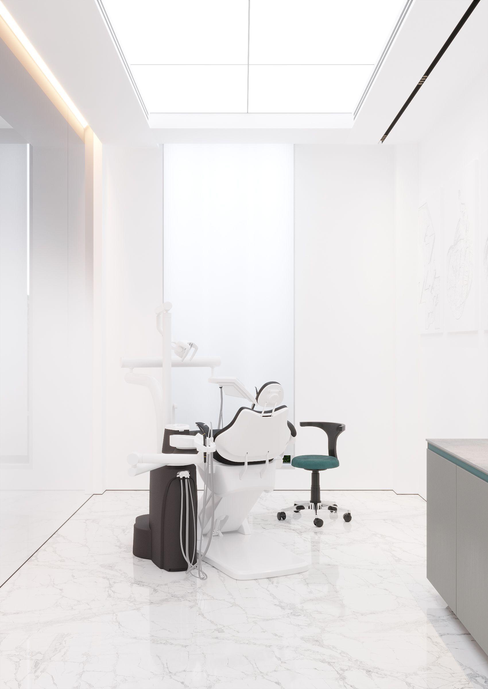 Dentist Cabinet Office Interior Design Interior Design Minimalist Interior Design