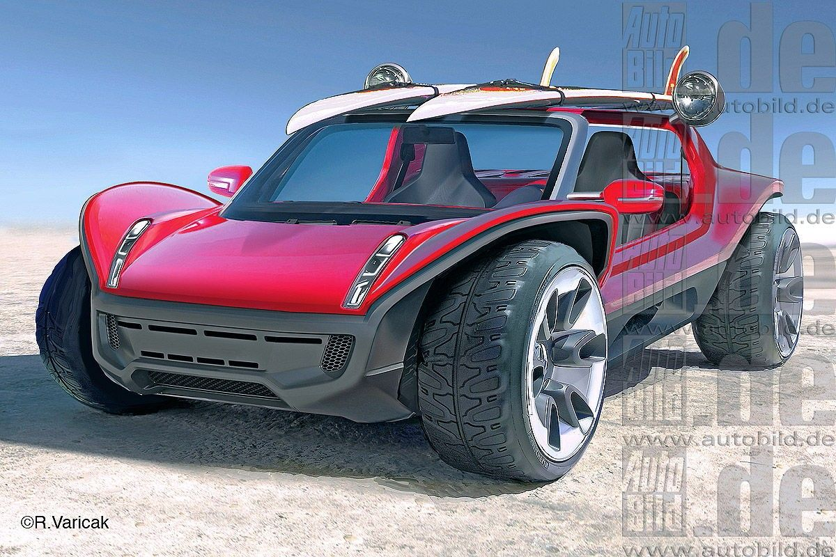 I Want This One A Modern Dune Buggy I Ll Take It Blue Please
