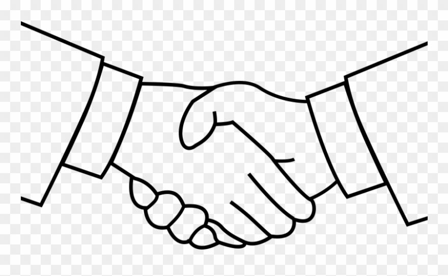 Court Drawing Easy Handshake Transparent Background Clipart In 2021 Easy Drawings Clip Art Background Clipart
