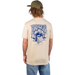 Photo of Dravus Misguided Trip T-Shirt weiss Herren