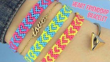 59ca4f6021a4b DIY Friendship Bracelets. 5 Easy DIY Bracelet Projects! - YouTube ...