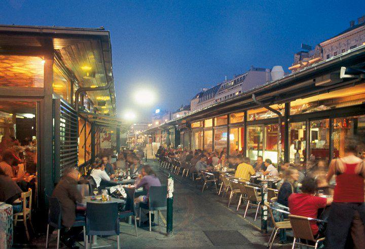 Naschmarkt Lokale   Wien