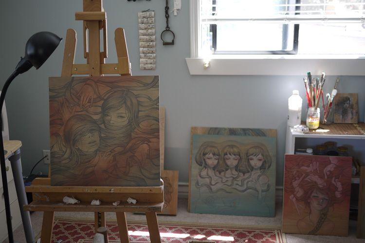 audrey kawasaki studio