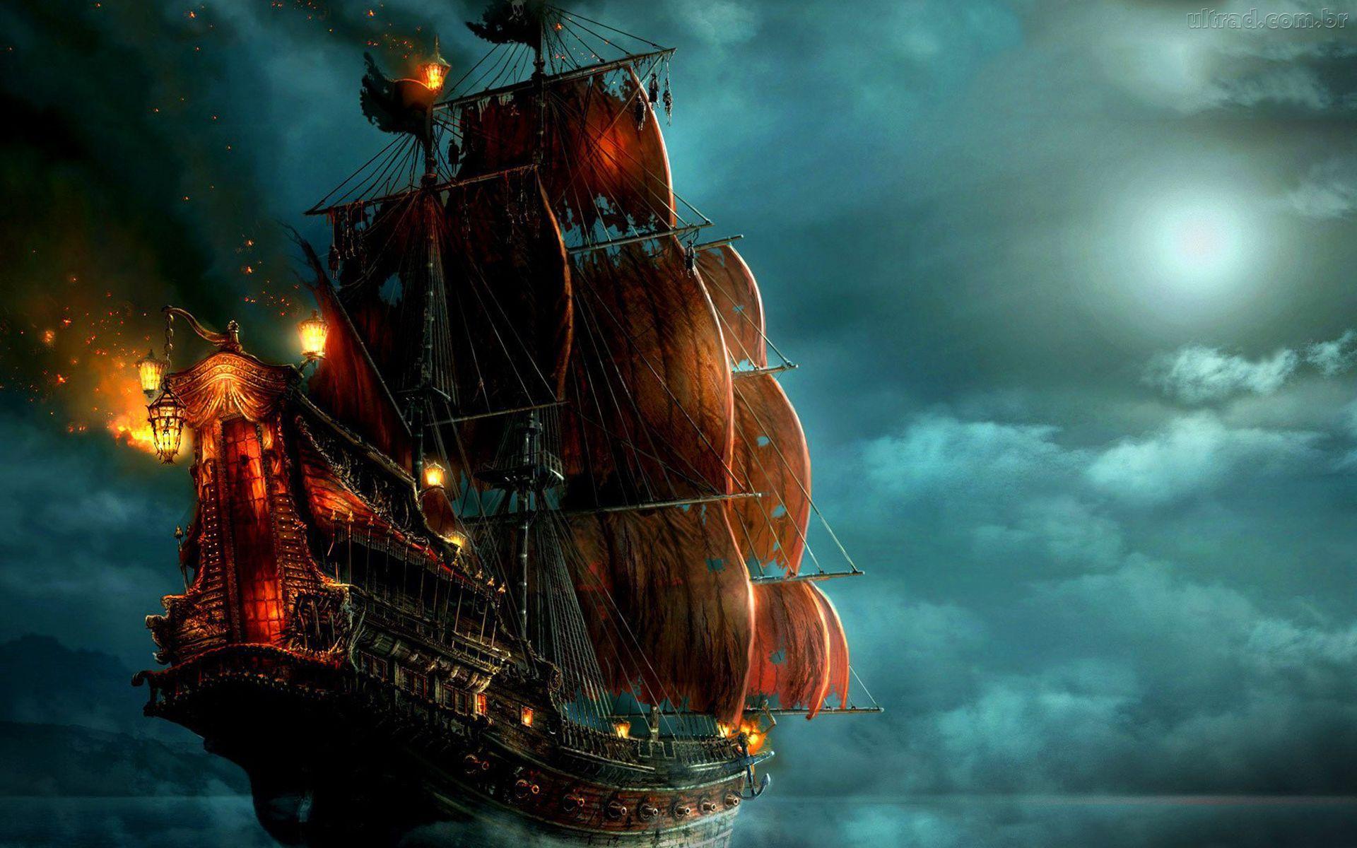 BBC Brasil - Cultura & Entretenimento - Navio de 'Piratas do ...