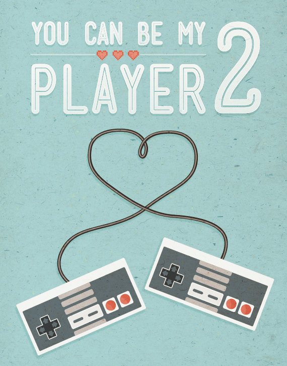 You Can Be My Player 2