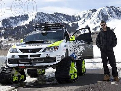 Subaru Ken Block S Trax Car Kaps Professional Racing