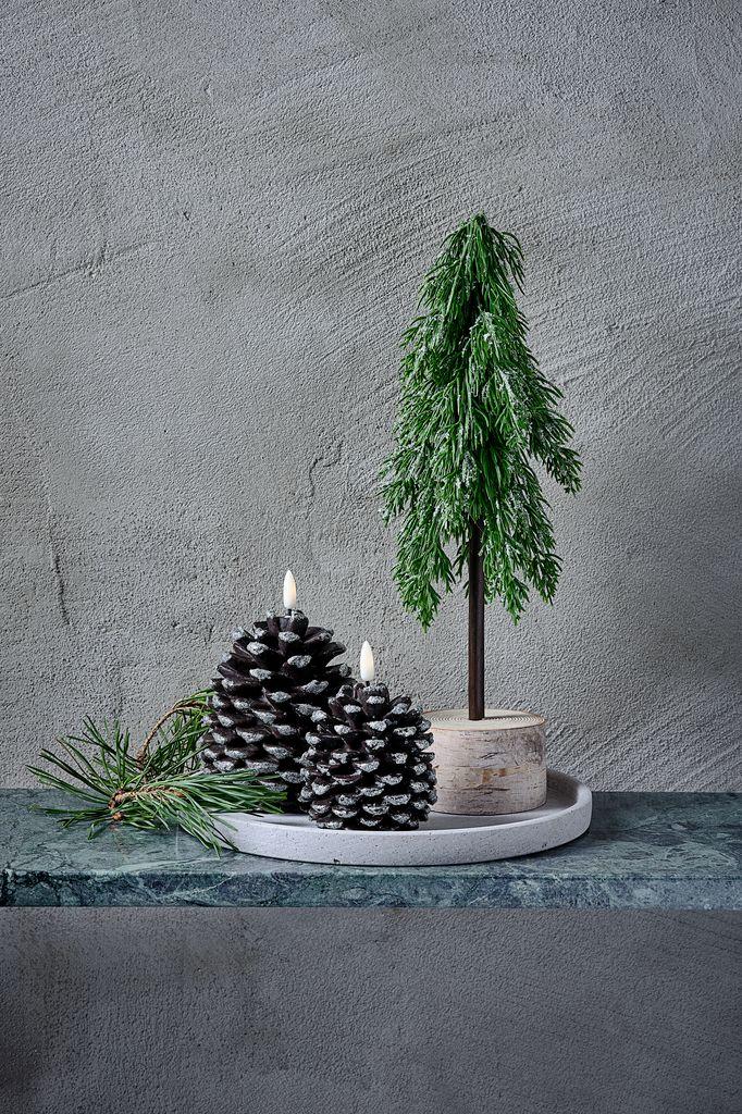 Sztuczne Drzewko Ofiolit W42cm Zielony Jysk Christmas Decorations Plants Decor