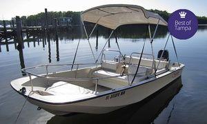 OOB - I C  Sharks | florida trip | Boat rental, Boat, Boston