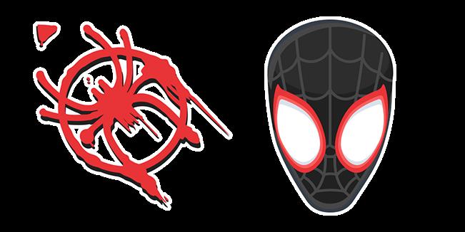 Spider Man Miles Morales Logo Miles Morales Spiderman Famous Superheroes