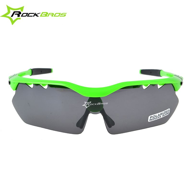 fcdc7ad2f2 RockBros Polarized Cycling Sun Glasses Outdoor Sports Bicycle Glasses Bike  Sunglasses TR90 Goggles Eyewear 5 Lens  10008