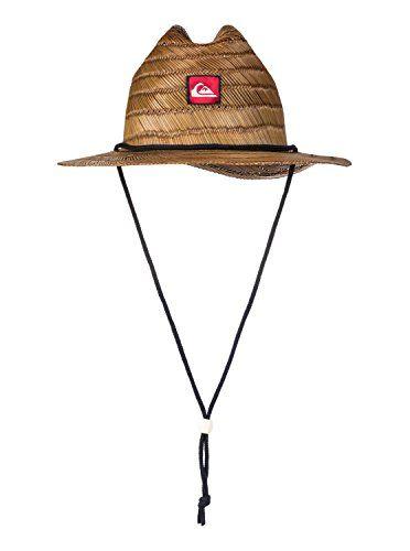 75287c92c7b7f Quiksilver Men s Pierside Slim Straw Hat