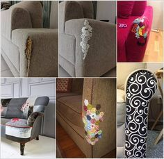 Repair Your Torn Or Cat Scratched Couch In Style Diy Kids Furniture Couch Repair Diy Furniture Couch