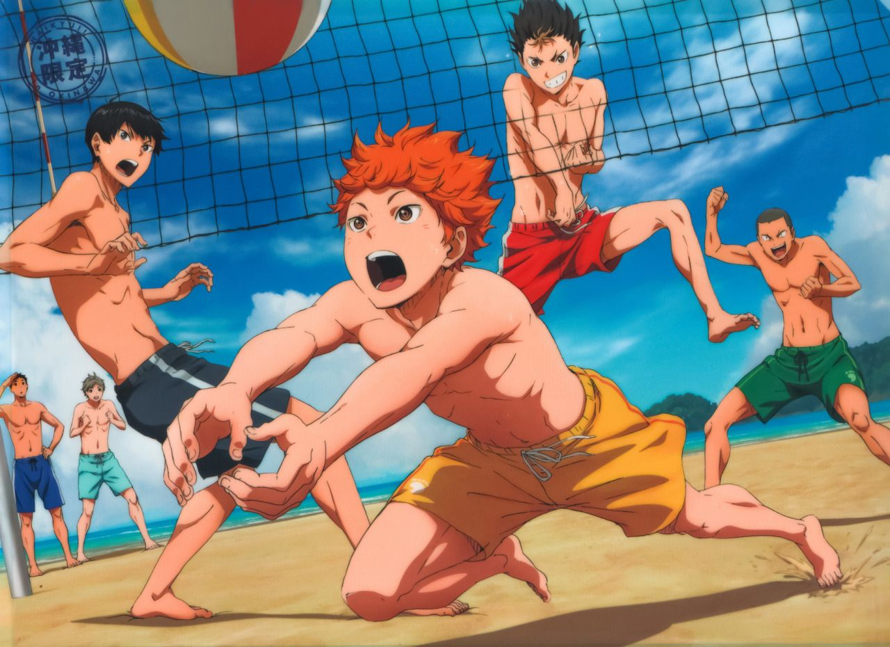 Haikyuu Beach Volleyball 1920x10801920x1395 Need Iphone 6s Plus Wallpaper Background For Iphone6splus Follow Ip Haikyuu Haikyuu Karasuno Haikyu